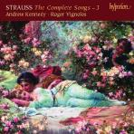 THE COMPLETE SONGS 3/ ANDREW KENNEDY, ROGER VIGNOLES [R. 슈트라우스: 가곡집 3]