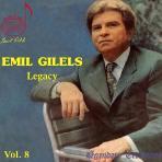 EMIL GILELS LEGACY VOLUME 8