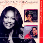 THE JESSYE NORMAN COLLECTION/ SACRED SONGS & SPIRITUALS
