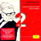 CHAMBER SYMPHONIES/ RUDOLF BARSHAI (DG DOUBLE)