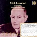 SYMPHONIES NOS.2&6/ ERICH LEINSDORF