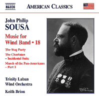 MUSIC FOR WINDA BAND 18/ TRINITY LABAN WIND ORCHESTRA, KEITH BRION [수자: 관악 밴드를 위한 작품 18집 - 트리니티 라반 윈드 오케스트라]