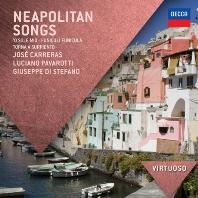 NEAPOLITAN SONGS/ JOSE CARRERAS, GIUSEPPE DI STEFANO [VIRTUOSO]