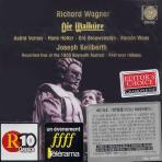 DIE WALKURE/ JOSEPH KEILBERTH [RECORDED LIVE AT THE 1955 BAYREUTH FESTIVAL]