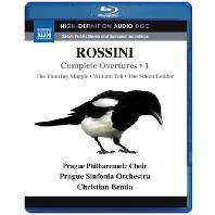 COMPLETE OVERTURES 1/ CHRISTIAN BENDA [BLU-RAY AUDIO] [로시니: 서곡 1집]