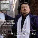SONATAS AND SONGS/ FRIEDRICH KLEINHAPL [SACD HYBRID] [슈베르트: 첼로소나타,가곡(첼로연주)]