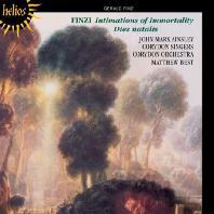INTIMATIONS OF IMMORTALITY & DIES NATALIS/ JOHN MARK AINSLEY [핀지: 신의 계시 & 크리스마스]