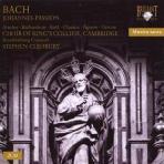 JOHANNES PASSION BWV 245/ JOHN MARK AINSLEY, STEPHEN CLEOBURY
