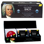 THE COMPLETE WORKS OF BACH [바흐 전집 한정반: 172CD+책자 2권+1CD-ROM]