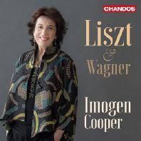 PIANO WORKS/ IMOGEN COOPER [리스트 & 바그너: 피아노 작품집 - 이모젠 쿠퍼]