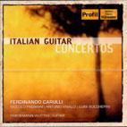 ITALIAN GUITAR CONCERTOS/ FRIEDEMANN WUTTKE