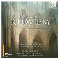 MISSA DA REQVIEM/ HANS-CHRISTOPH RADEMANN