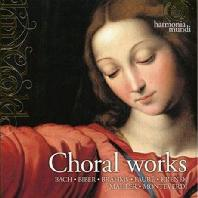CHORAL WORKS/ PHILIPPE HERREWEGHE [HM GOLD]