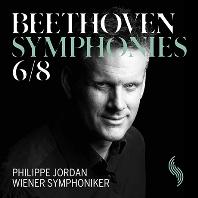 SYMPHONIES 6 & 8/ PHILIPPE JORDAN [베토벤: 교향곡 6번 <전원>, 8번 - 필리프 조르당]