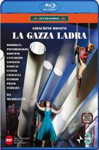 LA GAZZA LADRA/ LU JIA [로시니: 도둑까치] [블루레이전용 플레이어 사용]