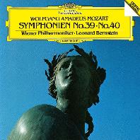 SYMPHONIES NOS.39 & 40/ LEONARD BERNSTEIN [UHQCD] [모차르트: 교향곡 39, 40번 - 번스타인] [한정반]
