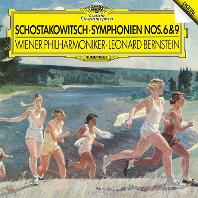 SYMPHONIES NOS.6 & 9/ LEONARD BERNSTEIN [UHQCD] [쇼스타코비치: 교향곡 6, 9번 - 번스타인] [한정반]