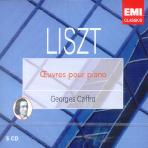 OEUVRES POUR PIANO/ GEORGES CZIFFRA
