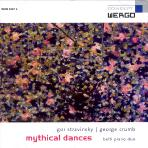 MYTHICAL DANCES/ BELLI PIANO DUO