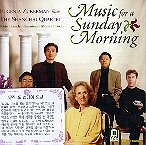 MUSIC FOR A SUNDAY MORNING/ EUGENIA ZUKERMAN