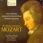 FLUTE CONCERTOS, CONCERTO FOR FLUTE AND HARP, SINFONIA CONCERTANTE/ JEAN PIERRE RAMPAL