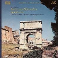 ITALIAN AND REFORMATION SYMPHONIES/ CHARLES MUNCH [XRCD] [멘델스존: 교향곡 4번'이탈리안' & 5번'종교개혁' - 샤를 뮌슈]