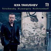 RUSSIA: PIANO WORKS/ ILYA YAKUSHEV [러시아: 차이코프스키, 무소르그스키, 라흐마니노프 - 일야 야쿠셰프]