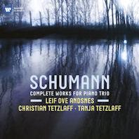 COMPLETE MUSIC FOR PIANO TRIO/ LEIF OVE ANDSNES, CHRISTIAN TETZLAFF, TANJA TETZLAFF [슈만: 피아노 트리오 전집 - 안스네스, 테츨라프 남매]
