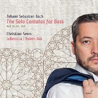THE SOLO CANTATAS FOR BASS/ CHRISTIAN SENN, LABAROCCA, RUBEN JAIS [바흐: 베이스 독창 칸타타 - 크리스티안 젠]