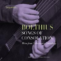 BOETHIUS: SONGS OF CONSOLATION [보에티우스: 위안의 노래 - 11세기 켄터버리 음악   세퀸티아]