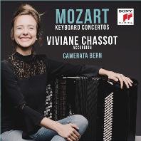 KEYBOARD CONCERTOS/ VIVIANE CHASSOT [모차르트: 피아노 협주곡(아코디언 연주) - 카메라타 베른, 비비안 샤소]