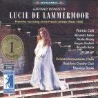 LUCIE DE LAMMERMOOR/ MAURIZIO BENINI