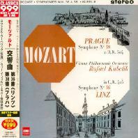 SYMPHONIES NO.36 & 38: PRAGUE/ RAFAEL KUBELIK [JAPAN EDITION]