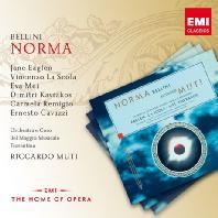 NORMA/ RICCARDO MUTI [벨리니: 노르마] [THE HOME OF OPERA]