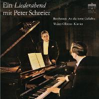 EIN LIEDERABEND MIT PETER SCHREIER, WALTER OLBERTZ [베토벤: 가곡집 - 페터 슈라이어]