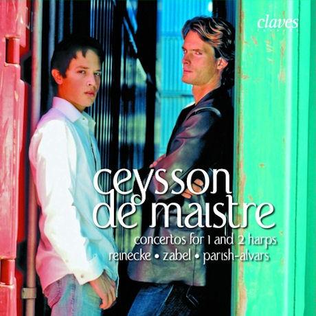 CONCERTOS FOR 1 AND 2 HARPS/ EMMANUEL CEYSSON, XAVIER DE MAISTRE