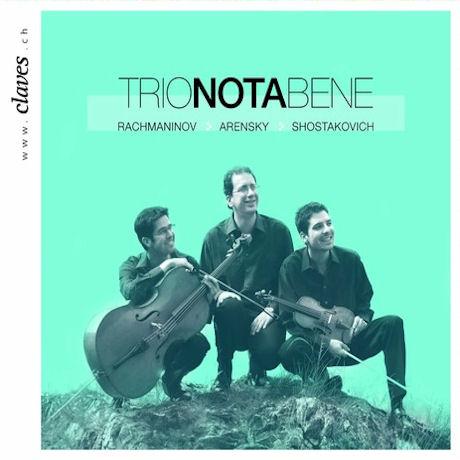 PIANO TRIOS/ TRIO NOTA BENE