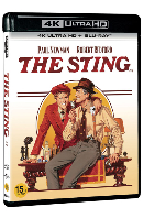 스팅 4K UHD+BD [THE STING]