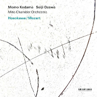 PIANO CONCERTOS/ MOMO KODAMA, SEIJI OZAWA [호소카와: 피아노 협주곡 <달빛 아래의 연꽃> & 모차르트: 피아노 협주곡 23번 - 모모 코다마]