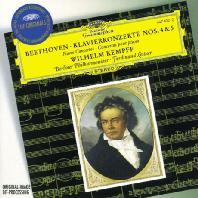 PIANO CONCERTOS NO.4 & 5/ WILHELM KEMPFF, FERDINAND LEITNER [THE ORIGINALS] [베토벤: 피아노 협주곡 - 켐프 & 라이트너]