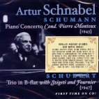 PIANO CONCERTO & TRIO/ ARTUR SCHNABEL