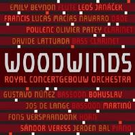 WOODWINDS OF THE ROYAL CONCERTGEBOUW ORCHESTRA [SACD HYBRID] [RCO의 목관 단원들이 연주한 독특한 목관 작품집]
