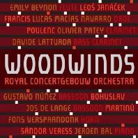 WOODWINDS OF THE ROYAL CONCERTGEBOUW ORCHESTRA [SACD HYBRID] [RCO의 목관 단원들이 연주한 독특한 목관 작품집]