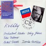 ORCHESTRAL WORKS/ ISTVAN KERTESZ, ANTAL DORATI