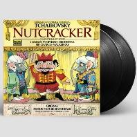 THE NUTCRACKER: COMPLETE BALLET SCORE/ CHARLES MACKERRAS [차이코프스키: 호두까기 인형 - 맥케라스] [LP]