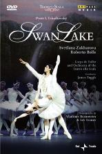 SWAN LAKE/ SVETLANA ZAKHAROVA, JAMES TUGGLE