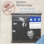 WINTERREISE/ PETER PEARS, BENJAMIN BRITTEN [DECCA LEGENDS]