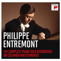 THE COMPLETE PIANO SOLO RECORDINGS ON COLUMBIA MASTERWORKS [필립 앙트르몽: 소니 클래식 피아노 독주 전집] [한정반]
