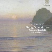 STRING QUINTET/ ARCANTO QUARTETT [슈베르트 현악 오중주: 아르칸토 사중주단]