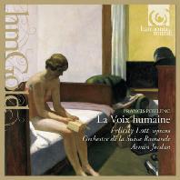 LA VOIX HUMAINE/ FELICITY LOTT, ARMIN JORDAN [HM GOLD]